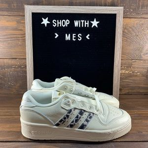 ADIDAS RIVALRY LOW WOMENS SHOES